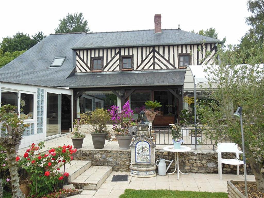 Achat Maison 7 pièces à Montreuil-en-Auge - vignette-1