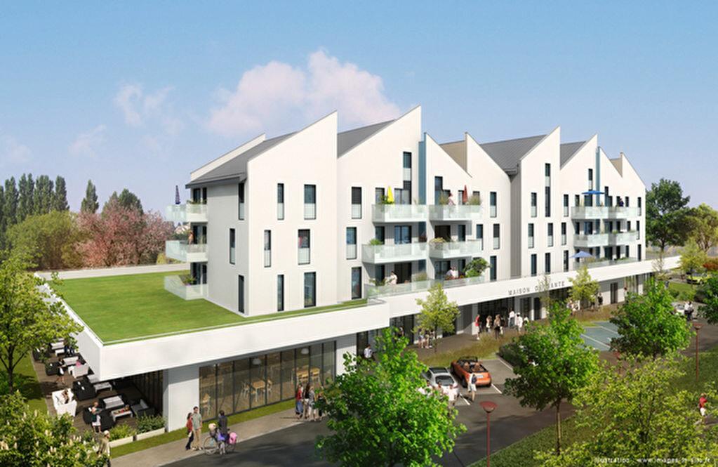 Achat Appartement 3 pièces à Dives-sur-Mer - vignette-1