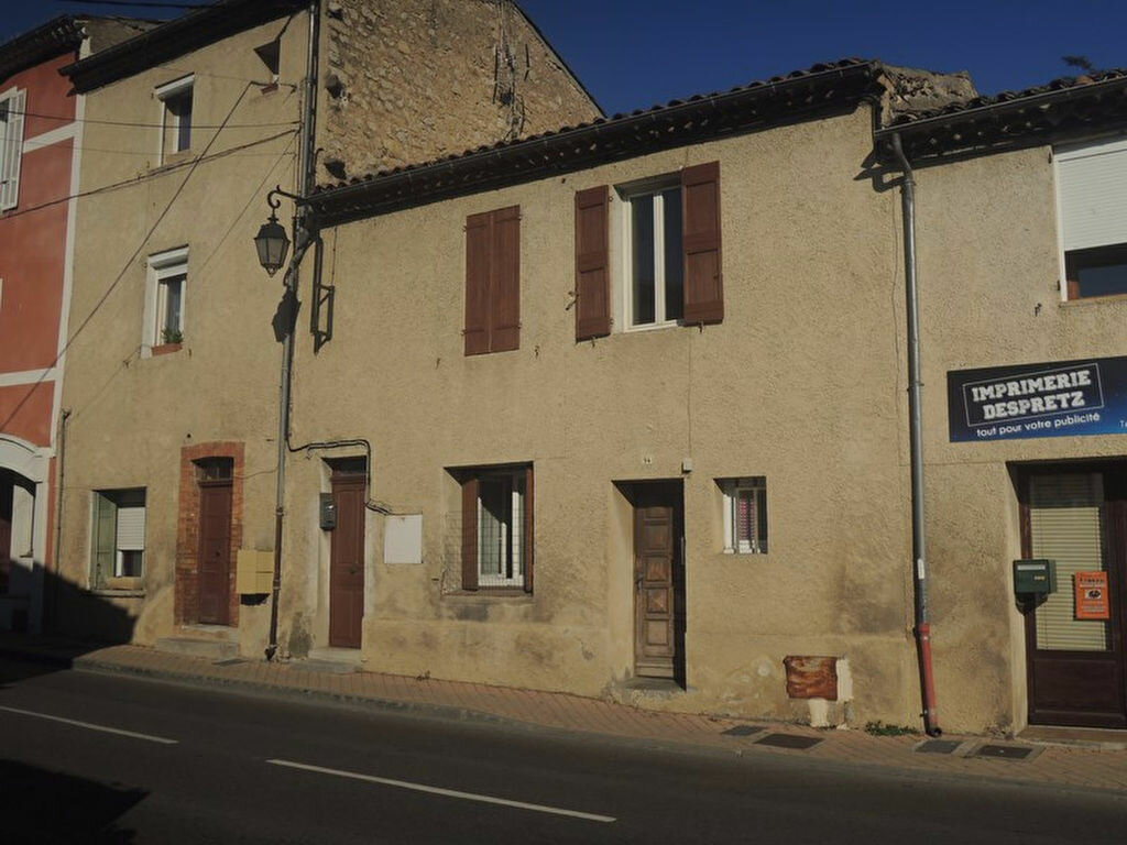 Achat Maison 4 pièces à Vinon-sur-Verdon - vignette-1