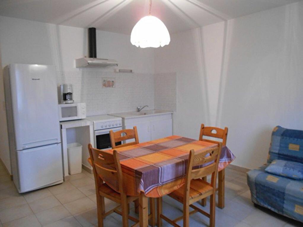Location Appartement 2 pièces à Lamotte-du-Rhône - vignette-1