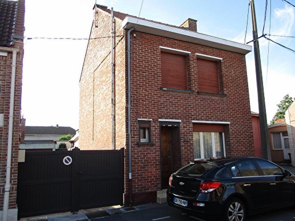 Achat Maison 4 pièces à Courcelles-lès-Lens - vignette-1