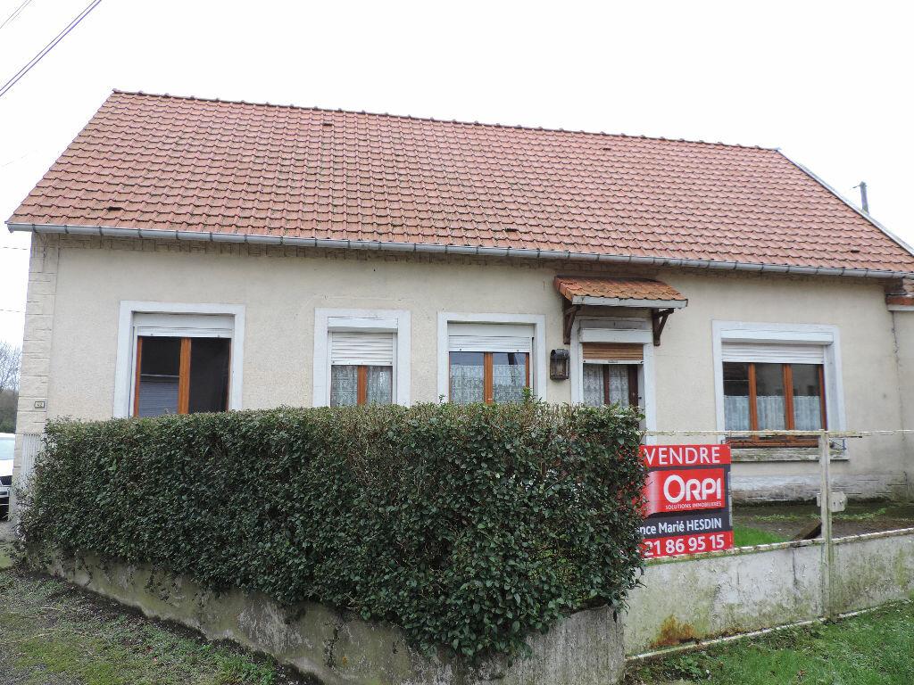 Achat Maison 3 pièces à Aubin-Saint-Vaast - vignette-1