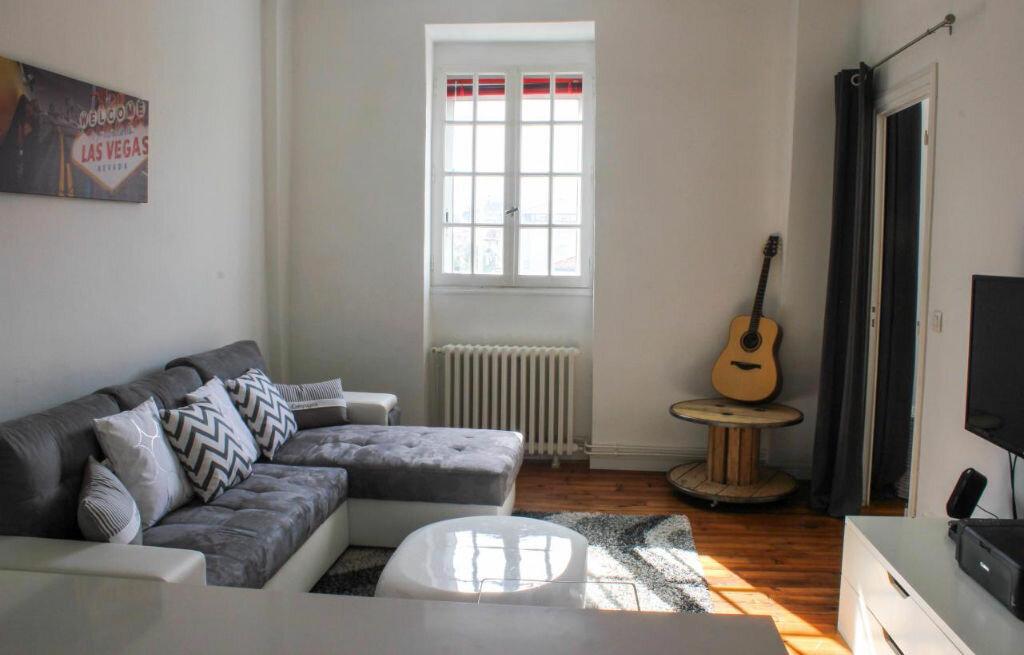 Achat Appartement 2 pièces à Biarritz - vignette-1