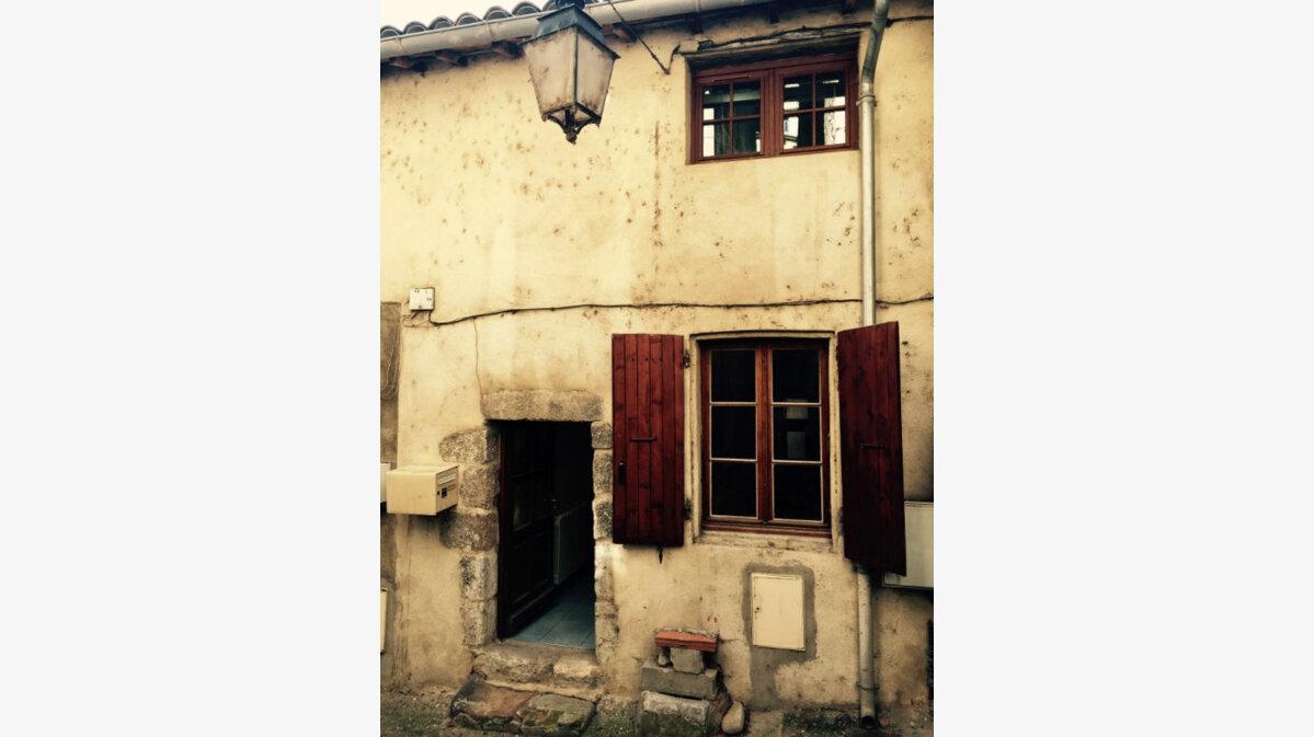 Achat Maison 3 pièces à La Voulte-sur-Rhône - vignette-1