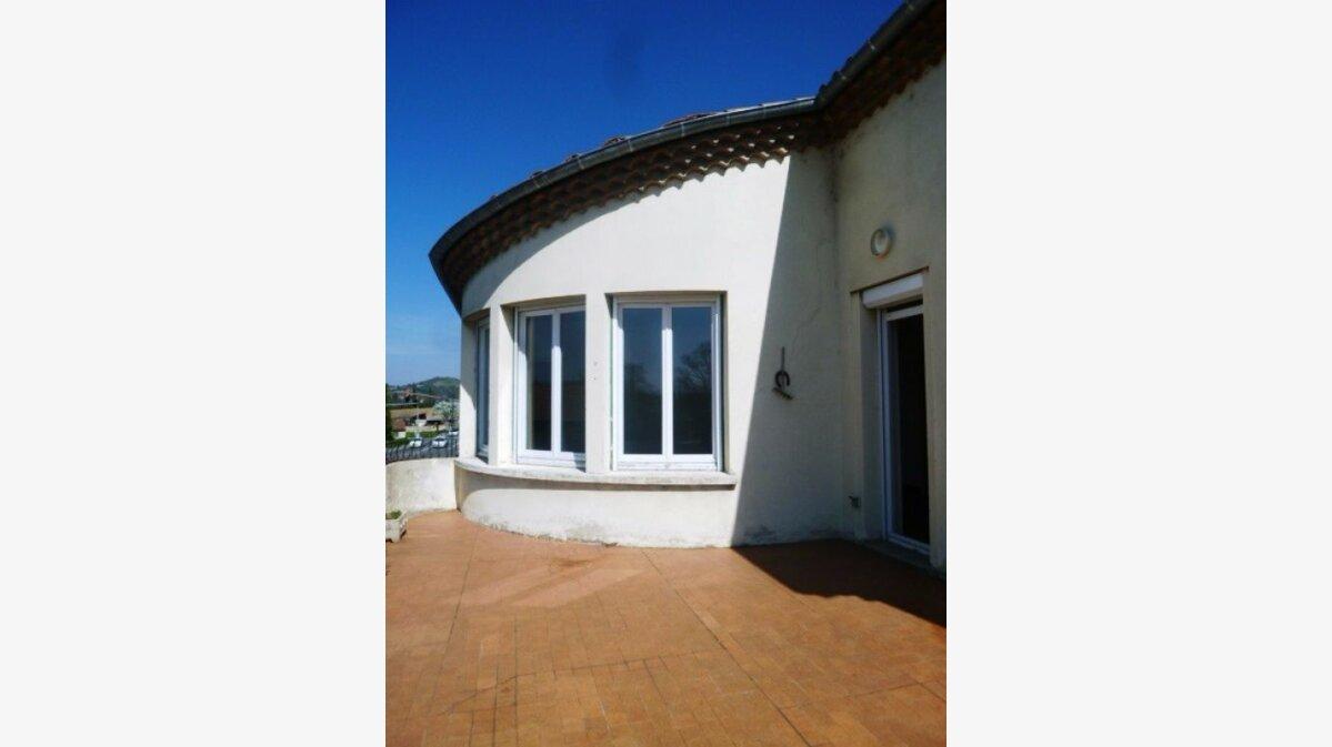 Location Appartement 4 pièces à Loriol-sur-Drôme - vignette-1