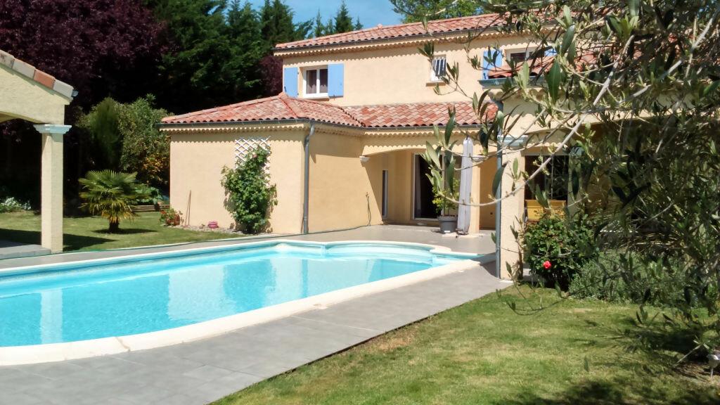 Achat Maison 8 pièces à Charmes-sur-Rhône - vignette-1