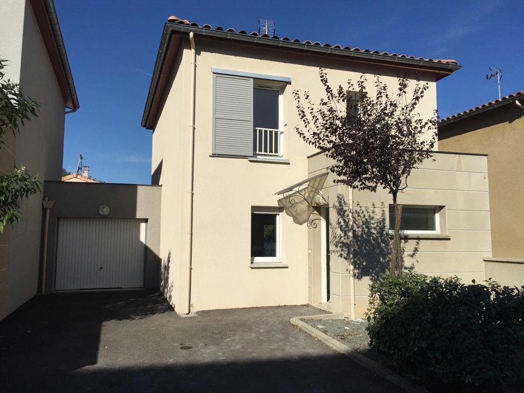 Location Maison 4 pièces à Loriol-sur-Drôme - vignette-1