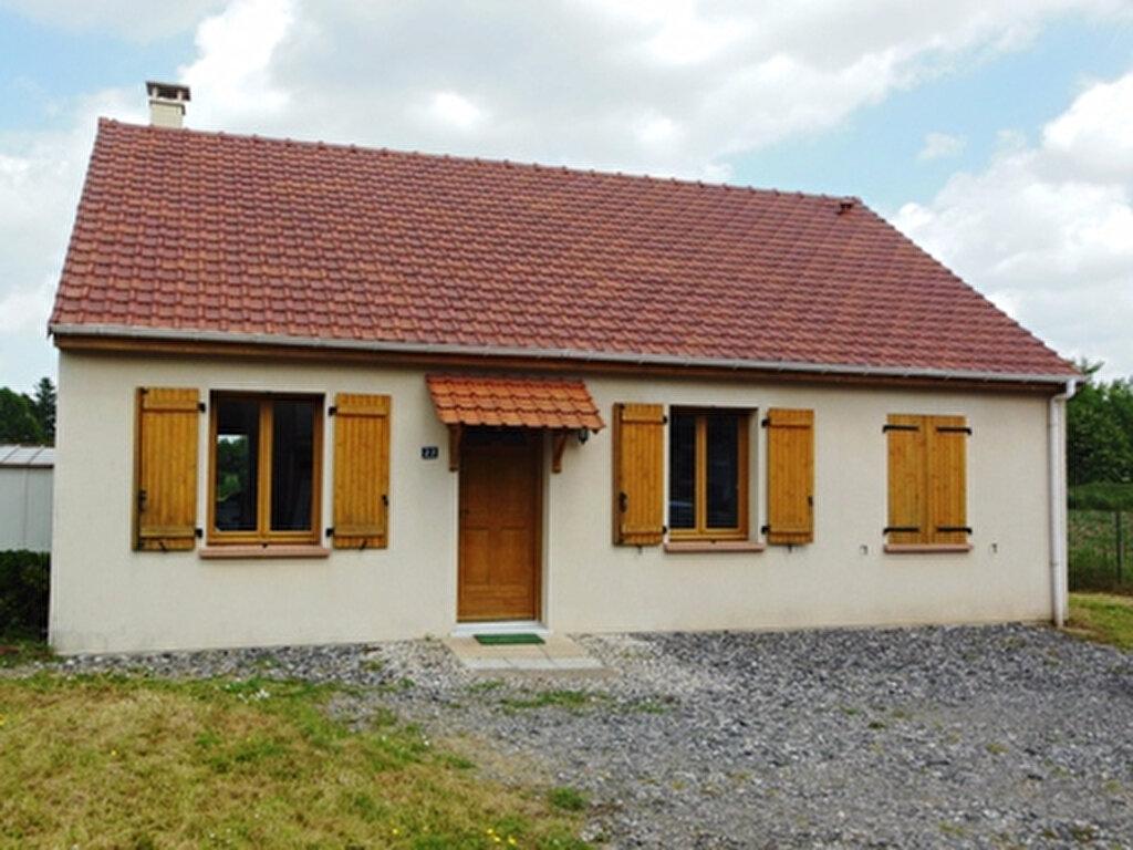 Location Maison 4 pièces à Bouchoir - vignette-1