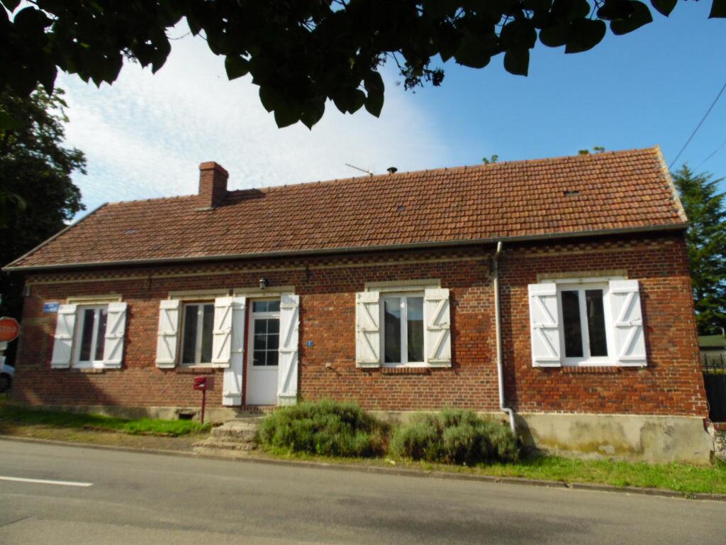 Achat Maison 4 pièces à Orvillers-Sorel - vignette-1