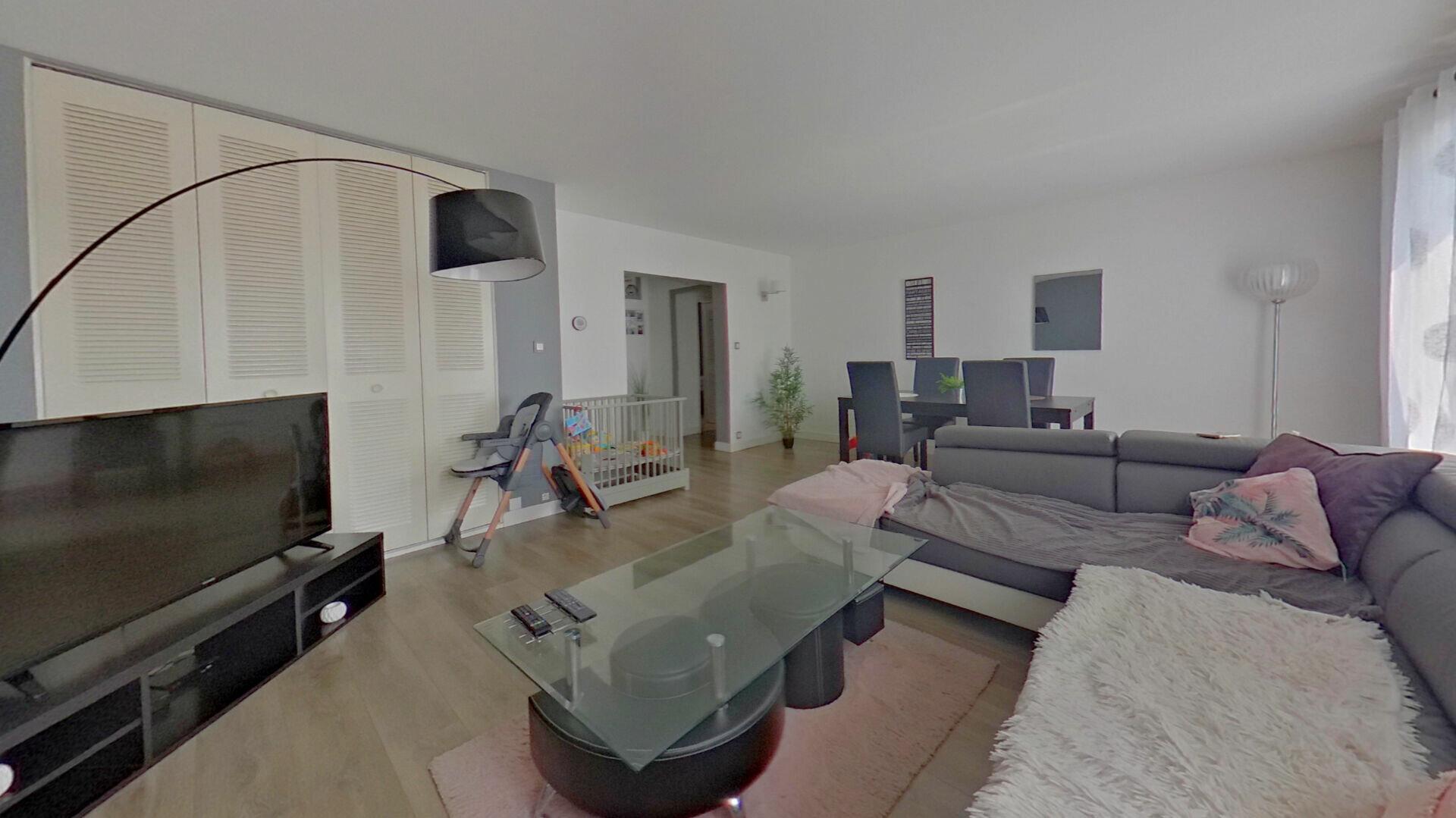 Achat Appartement 4 pièces à Domont - vignette-2
