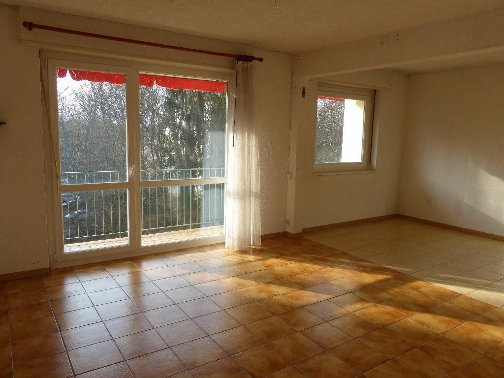 Achat Appartement 4 pièces à Illzach - vignette-1