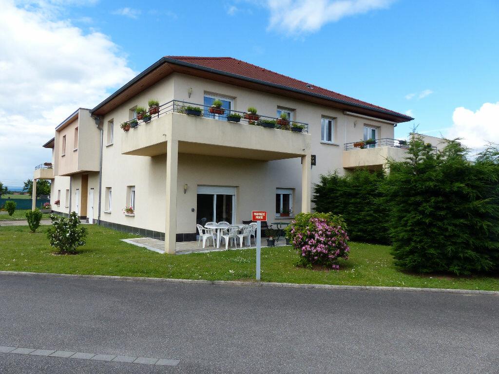 Achat Appartement 4 pièces à Wittenheim - vignette-1
