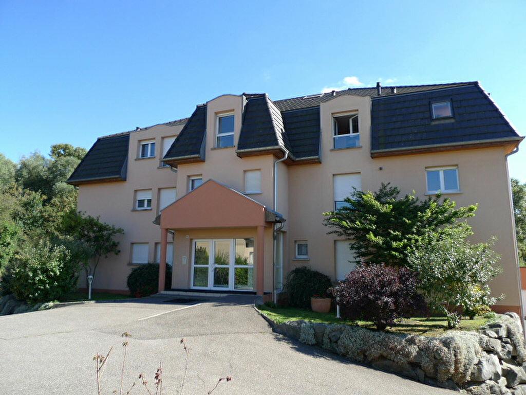 Achat Appartement 3 pièces à Kingersheim - vignette-1