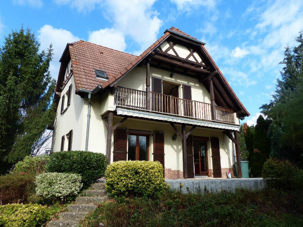 Achat Maison 5 pièces à Sausheim - vignette-1