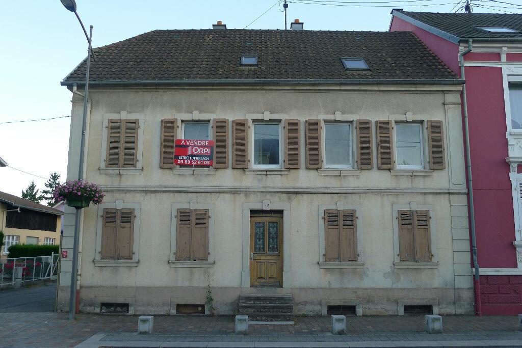 Achat Immeuble  à Lutterbach - vignette-1