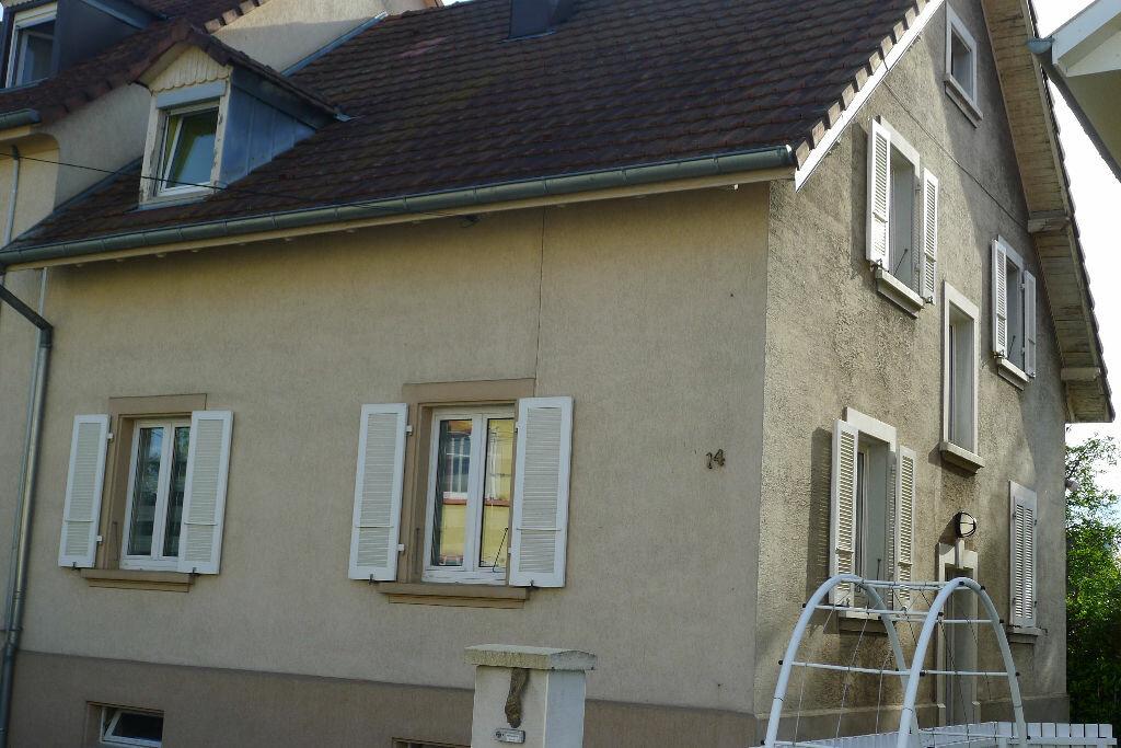 Achat Maison 7 pièces à Lutterbach - vignette-1