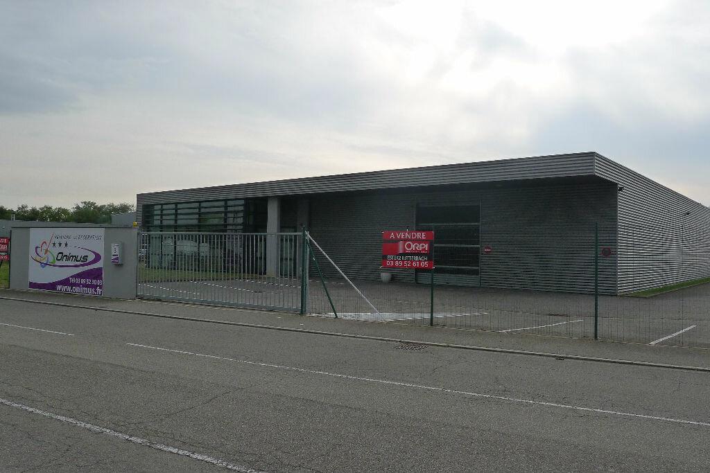 Achat Local d'activité  à Kingersheim - vignette-1