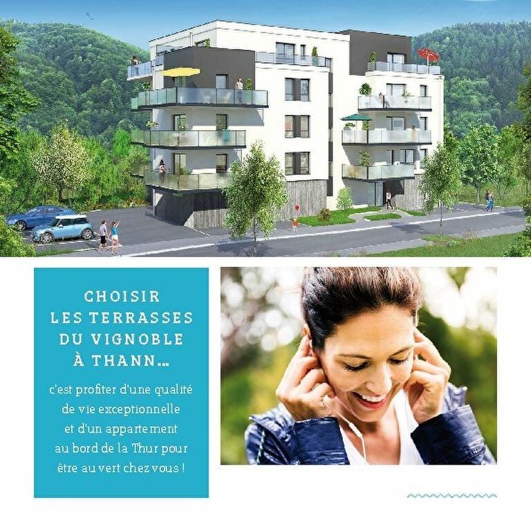 Achat Appartement 3 pièces à Thann - vignette-4