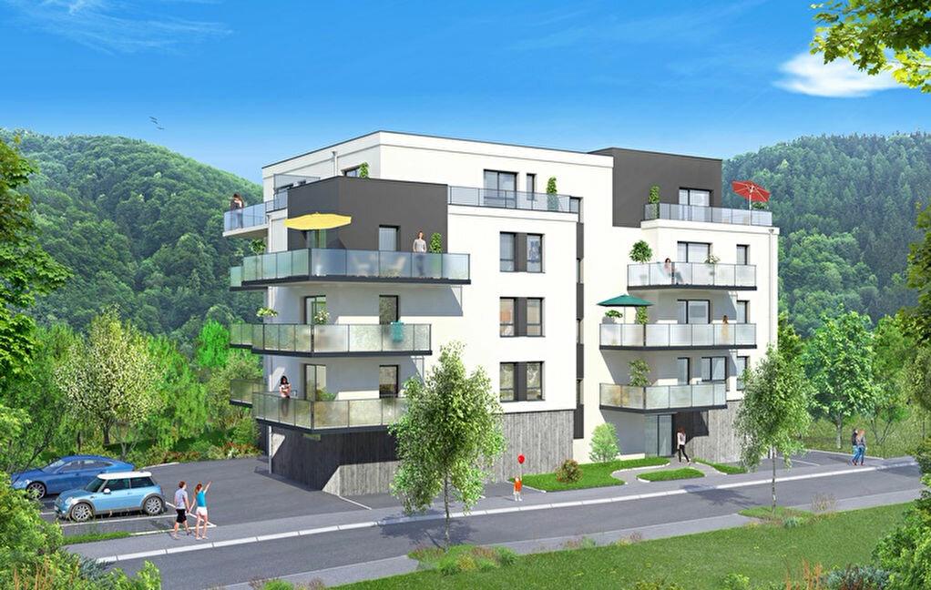 Achat Appartement 3 pièces à Thann - vignette-1