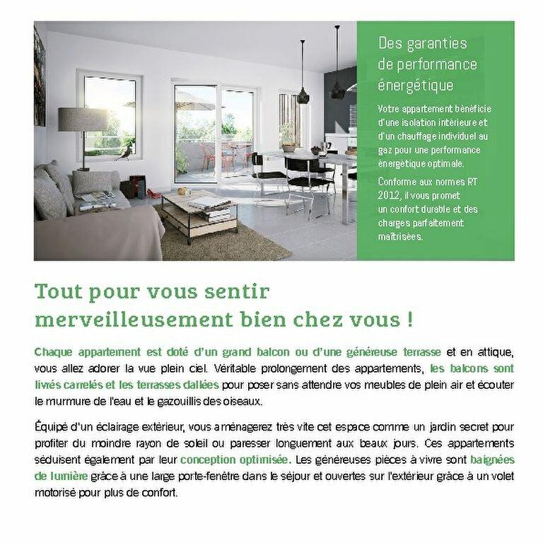 Achat Appartement 2 pièces à Thann - vignette-4