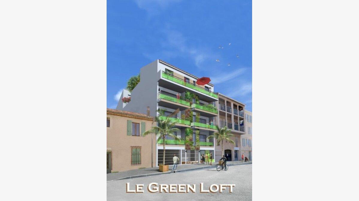 Achat Appartement 3 pièces à La Londe-les-Maures - vignette-1