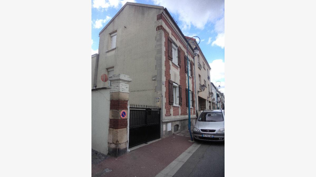 Achat Maison 7 pièces à Le Thillay - vignette-1