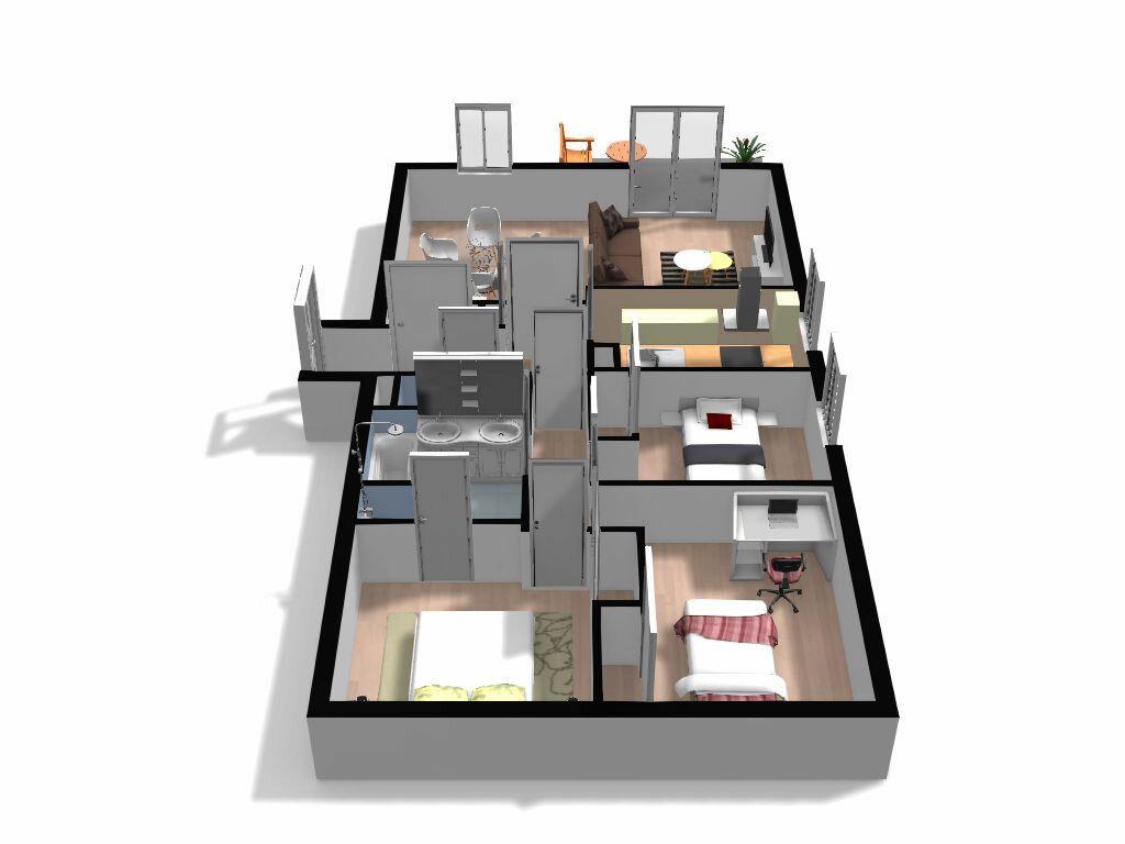 Achat Appartement 4 pièces à Perpignan - vignette-5