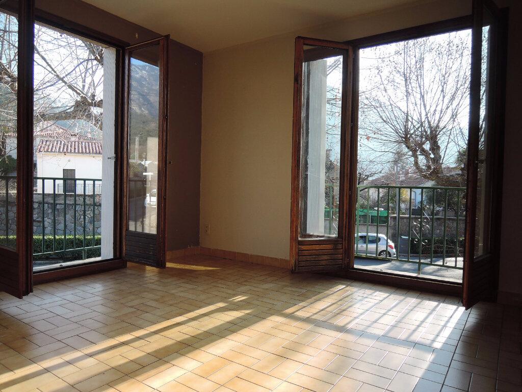 Location Appartement 2 pièces à Vernet-les-Bains - vignette-1