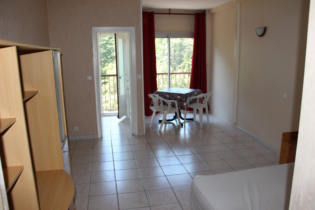 Location Appartement 1 pièce à Vernet-les-Bains - vignette-1