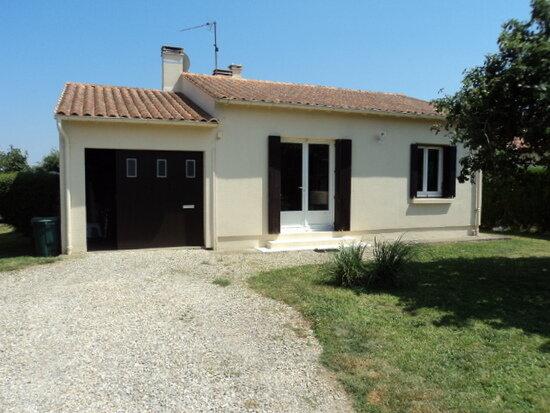 Location Maison 3 pièces à Vandré - vignette-1