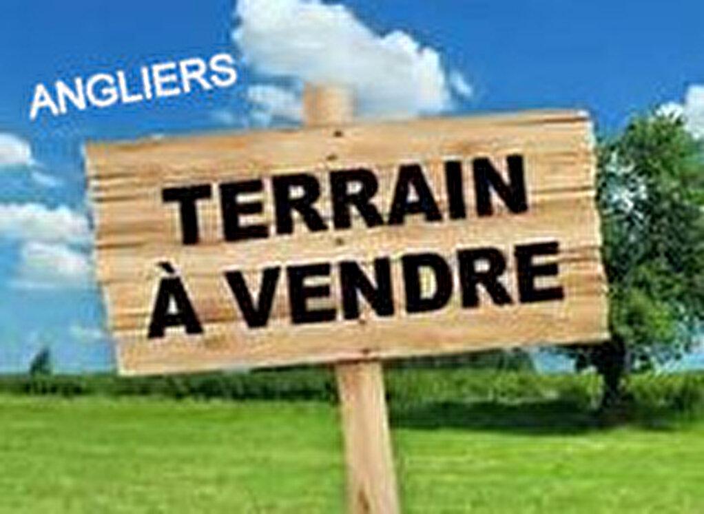 Achat Terrain  à Angliers - vignette-1