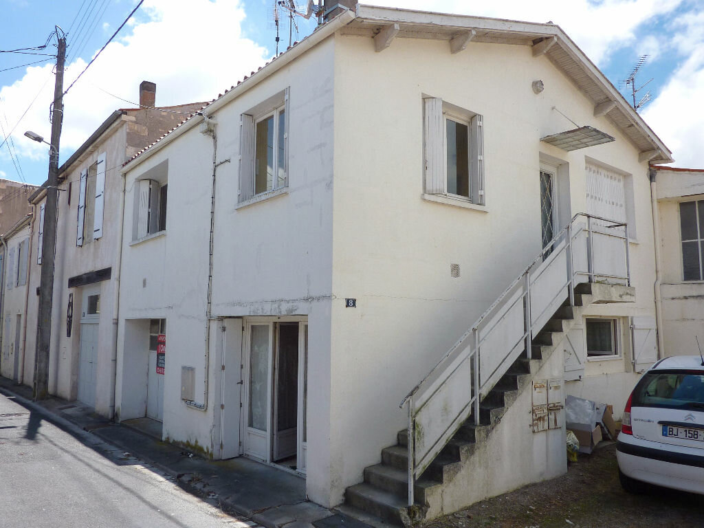 Achat Maison 3 pièces à Surgères - vignette-1