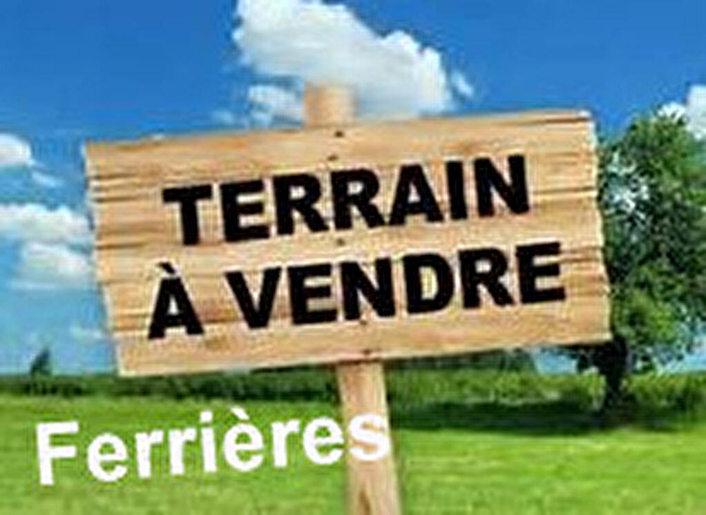Achat Terrain  à Ferrières - vignette-1