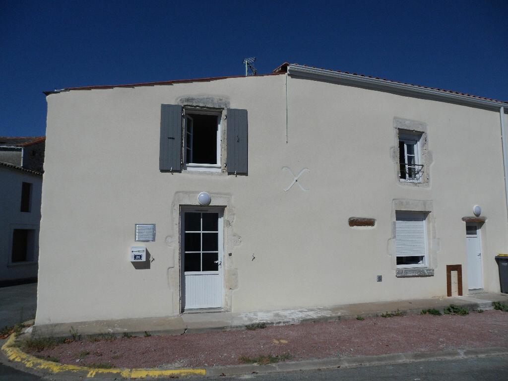Achat Maison 5 pièces à Nuaillé-d'Aunis - vignette-1