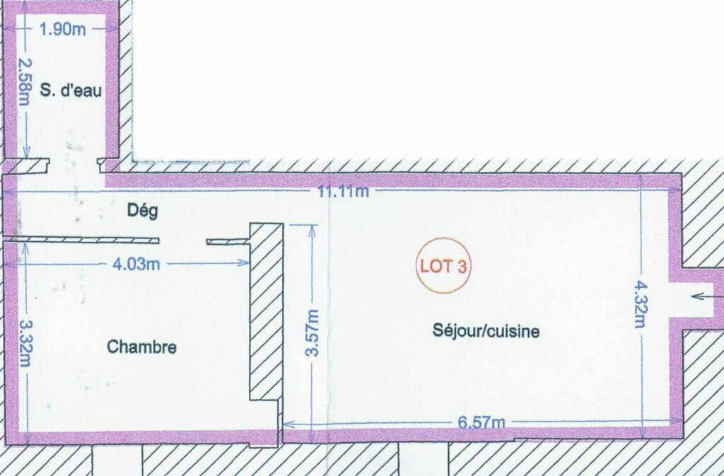 Achat Appartement 2 pièces à Saint-Julien - vignette-2