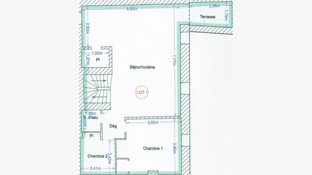 Achat Appartement 5 pièces à Saint-Julien - vignette-7