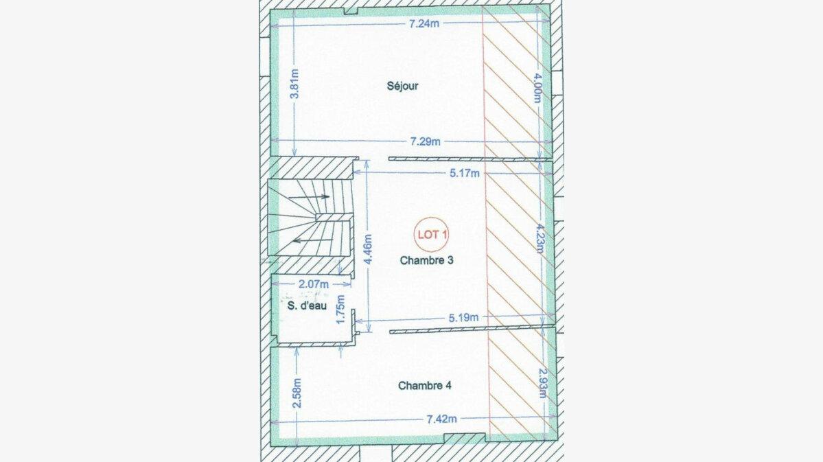 Achat Appartement 5 pièces à Saint-Julien - vignette-8