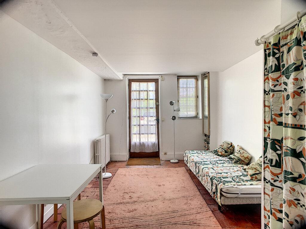 Location Appartement 1 pièce à Marcilly-en-Villette - vignette-1
