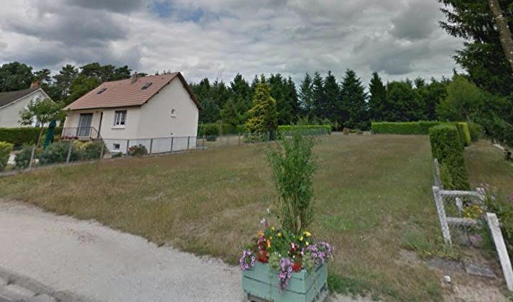 Achat Terrain  à Souvigny-en-Sologne - vignette-1