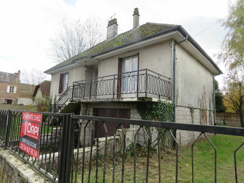 Achat Maison 2 pièces à Saint-Viâtre - vignette-1