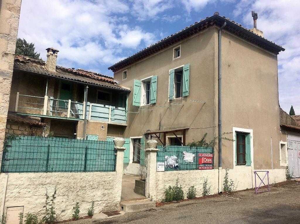 Achat Maison 5 pièces à Saint-Remèze - vignette-1