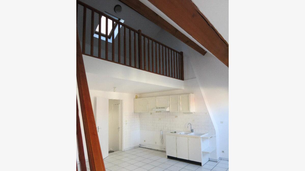Location Appartement 2 pièces à Nanterre - vignette-1