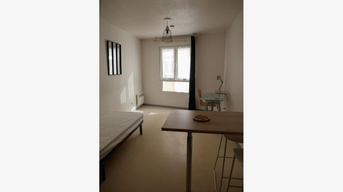 Location Appartement 1 pièce à Lyon 4 - vignette-1