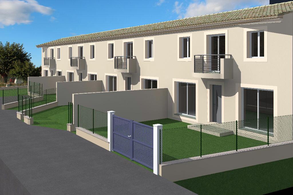 Achat Maison 4 pièces à Saint-Mamert-du-Gard - vignette-1