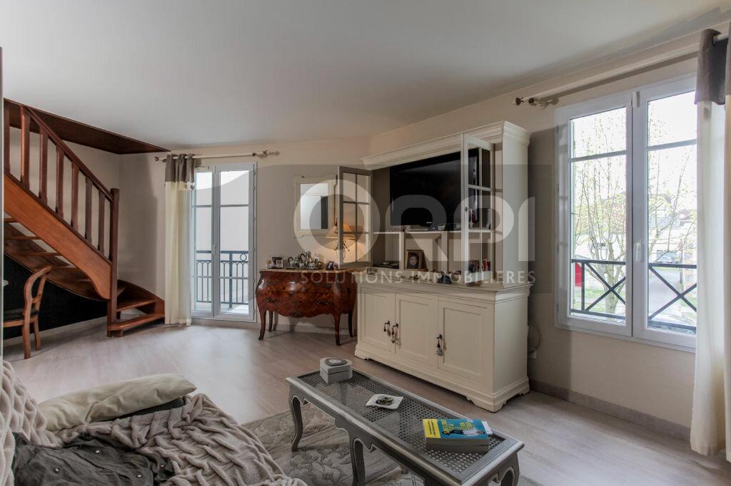 Achat Appartement 4 pièces à Bailly-Romainvilliers - vignette-1
