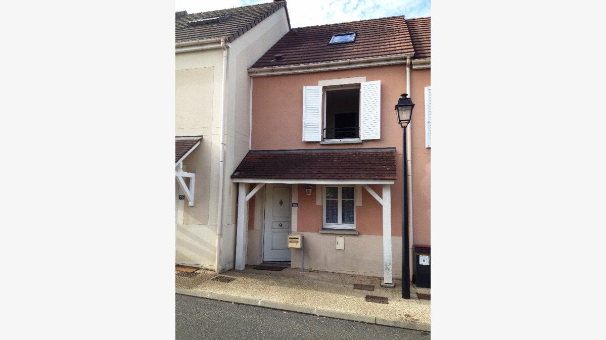 Achat Maison 4 pièces à La Queue-en-Brie - vignette-1