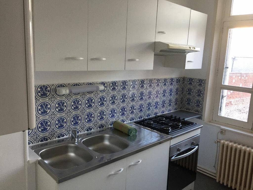 Location Appartement 2 pièces à Saint-Quentin - vignette-1