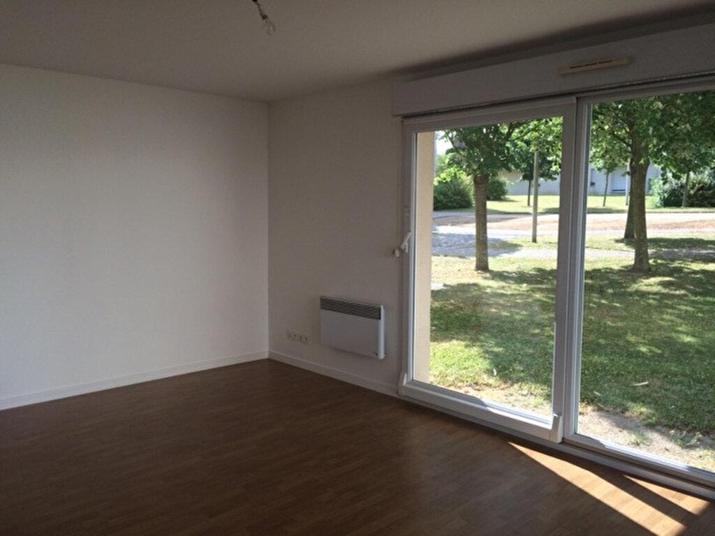 Location Appartement 1 pièce à Amiens - vignette-1