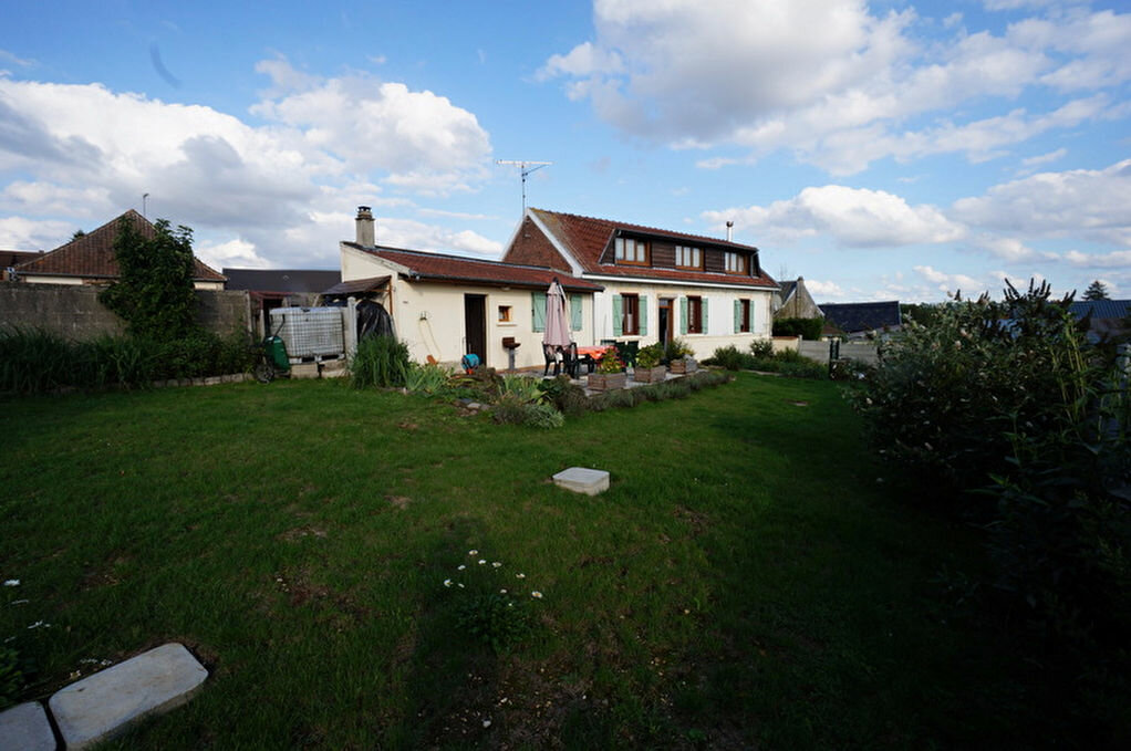 Achat Maison 6 pièces à Beaucourt-sur-l'Hallue - vignette-1