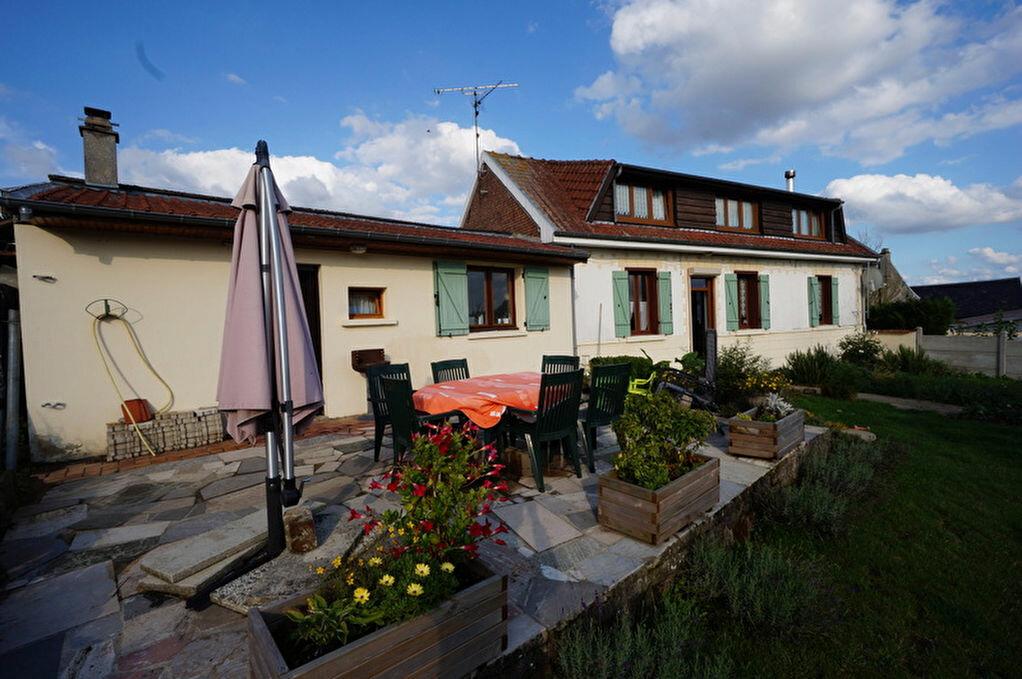 Achat Maison 6 pièces à Beaucourt-sur-l'Hallue - vignette-3